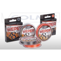 TRESSE COLMIC WEPER X 8 ORANGE