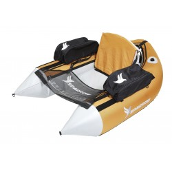 FLOAT TUBE SPARROW TRIUM ORANGE ET GRIS