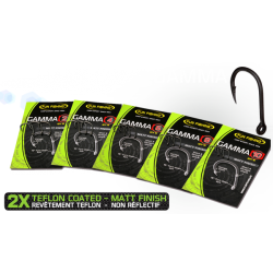 Hameçon carpe Gamma  Fun Fishing